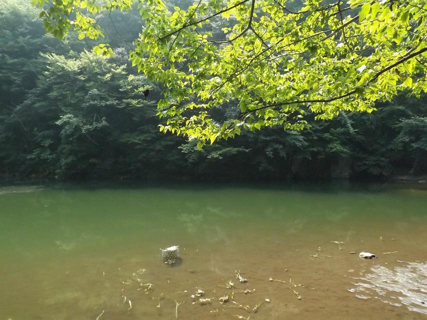 【携程攻略】湖北随州广水三潭风景区好玩吗