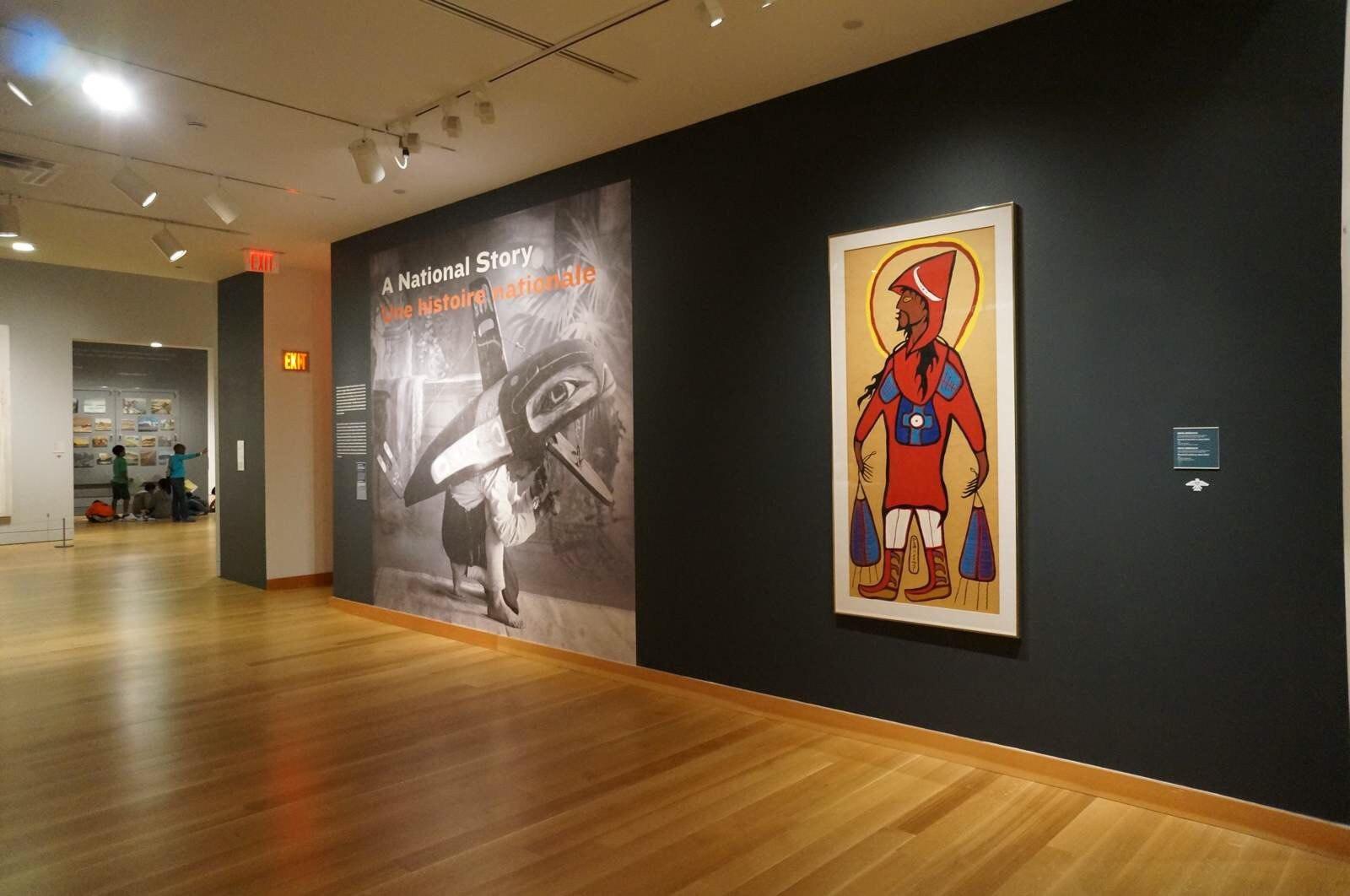 时间跨度从公元一百年至今 安大略省美术馆 美术馆的镇馆之图片