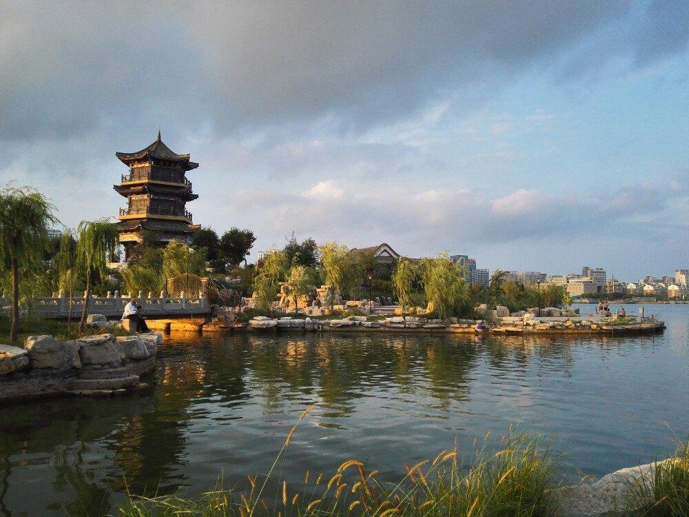 【携程攻略】聊城东昌湖好玩吗,聊城东昌湖景点怎么样