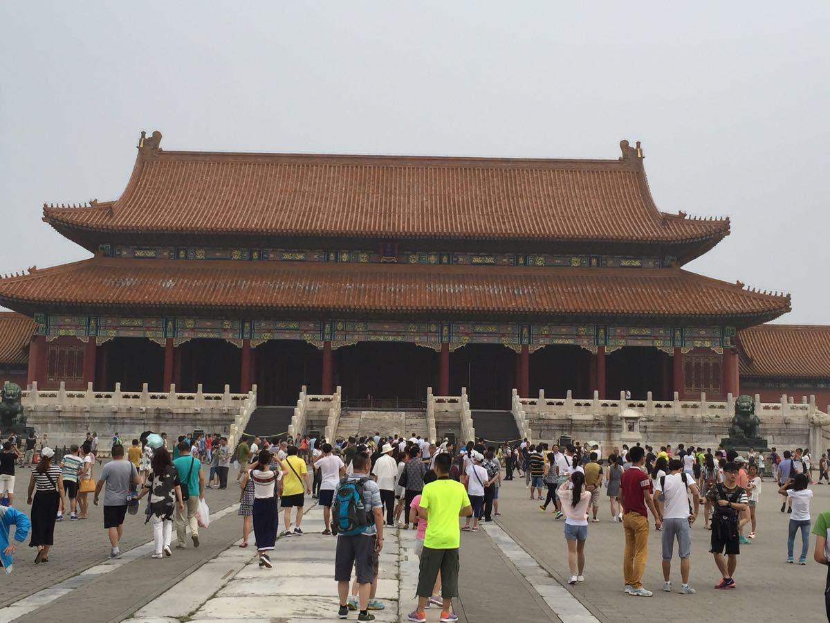 【携程攻略】北京故宫适合家庭亲子旅游吗,故宫家庭