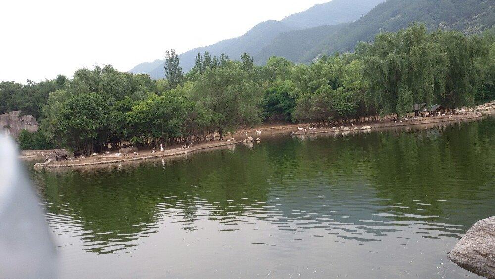 乐山野生动物园旅游景点攻攻略略图秦岭老v攻略图片