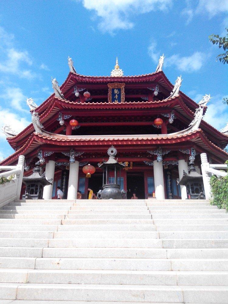 泉州少林寺图片