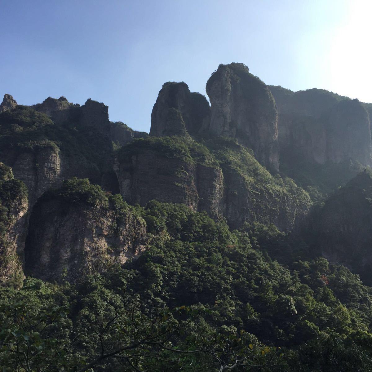 【携程攻略】浙江温州乐清雁荡山灵岩景区好玩吗