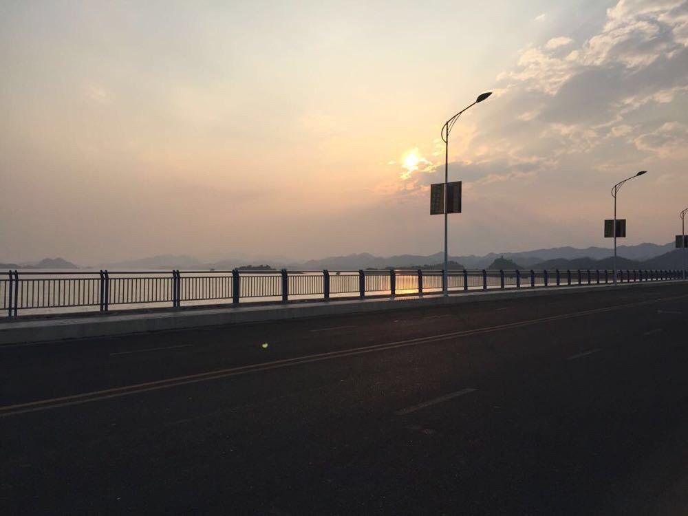 到千岛湖大桥