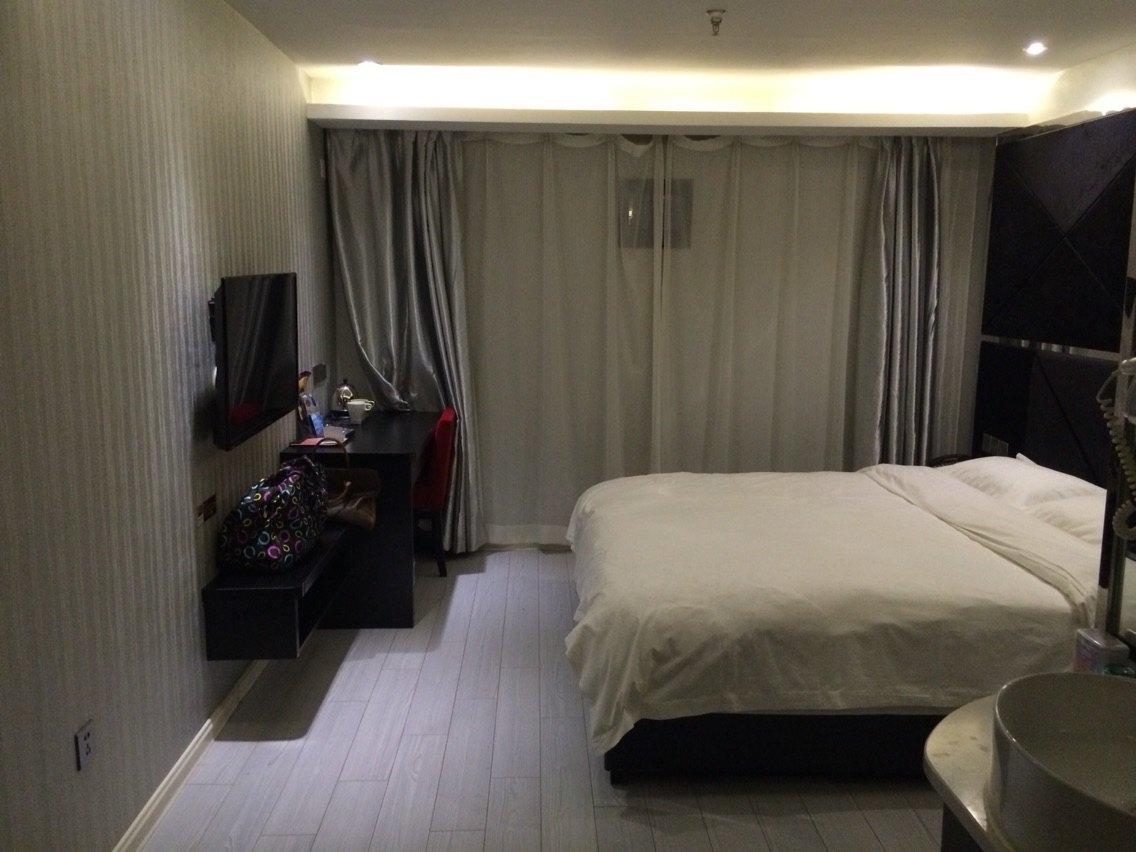 【携程攻略】富驿时尚酒店(西安火车站机场大巴站店)