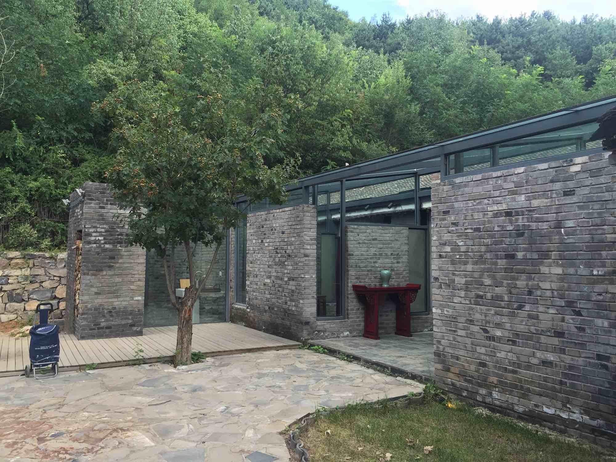 山里的房子图片