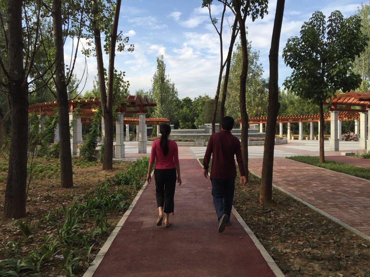 隋唐城遗址植物园