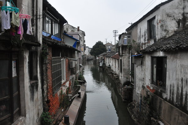 江苏苏州木渎古镇