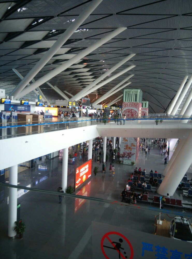 南宁吴圩飞机场图片