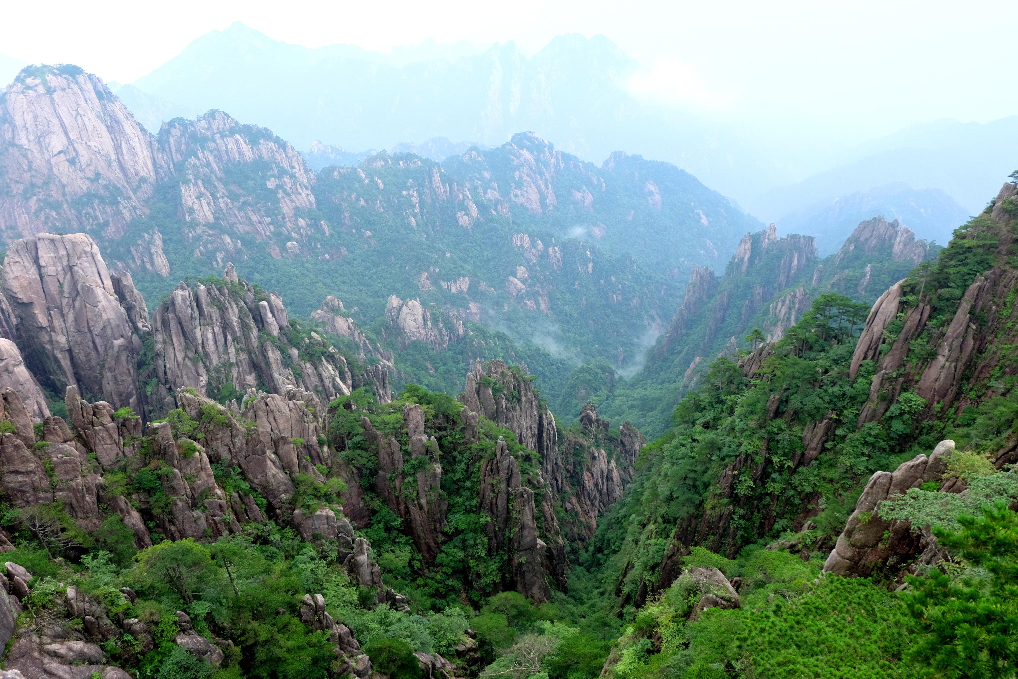 黄山旅游大概多少钱_【携程攻略】黄山风景区黄山风景区适合朋友出游旅游