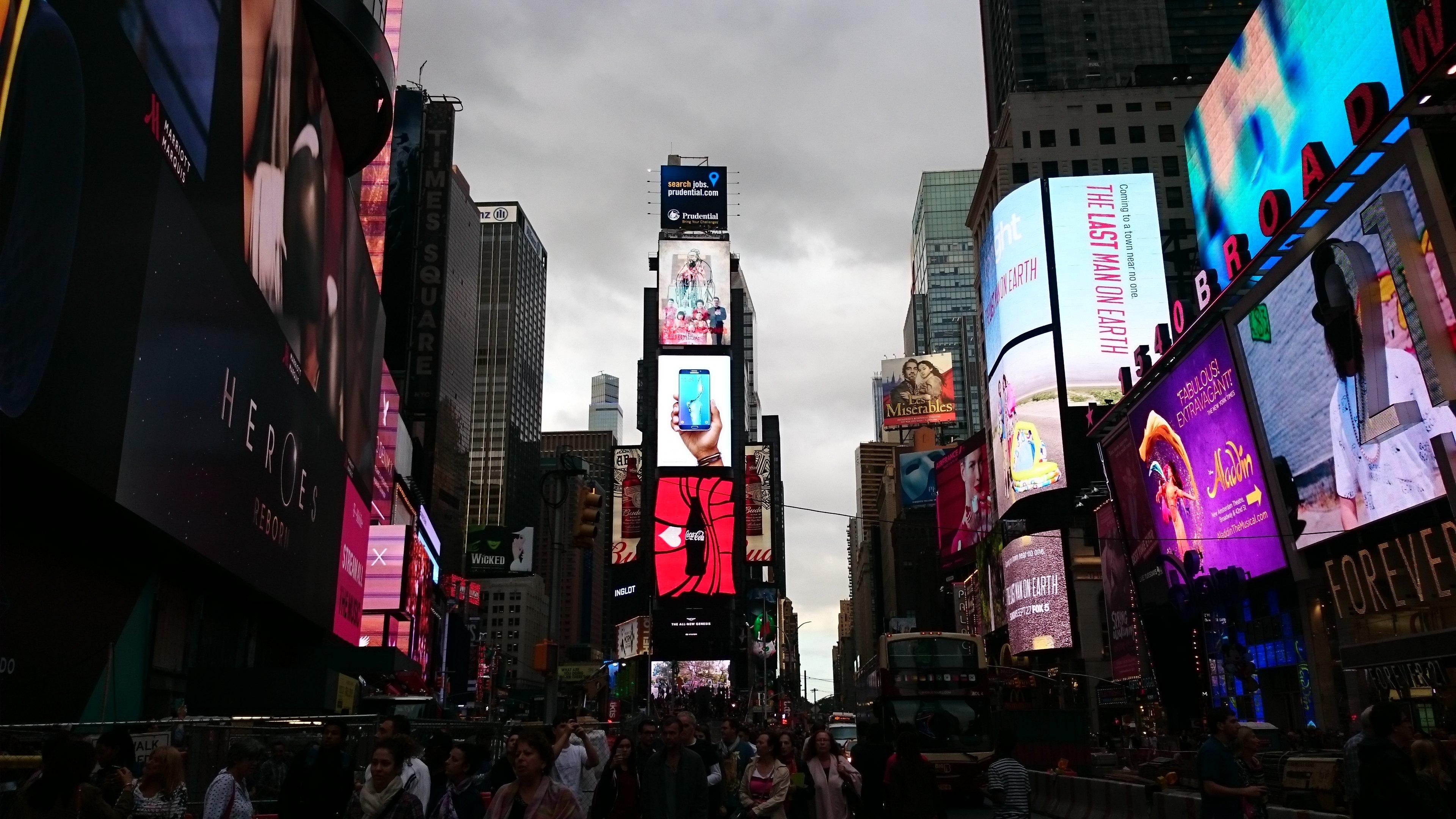 纽约时代广场
