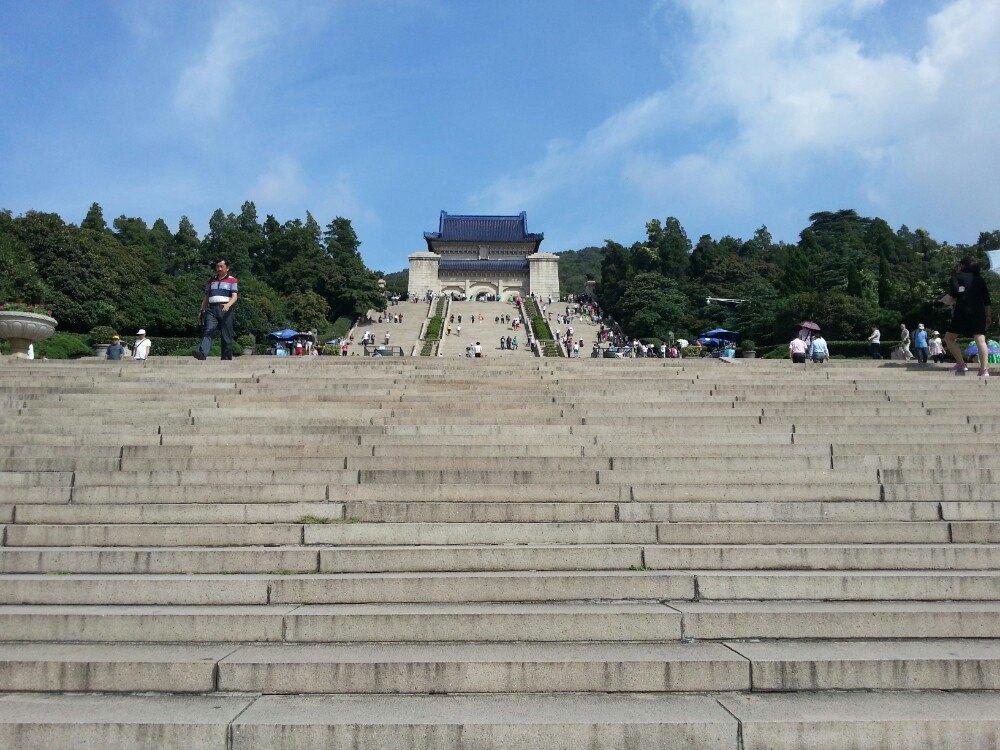 南京中山陵好玩吗