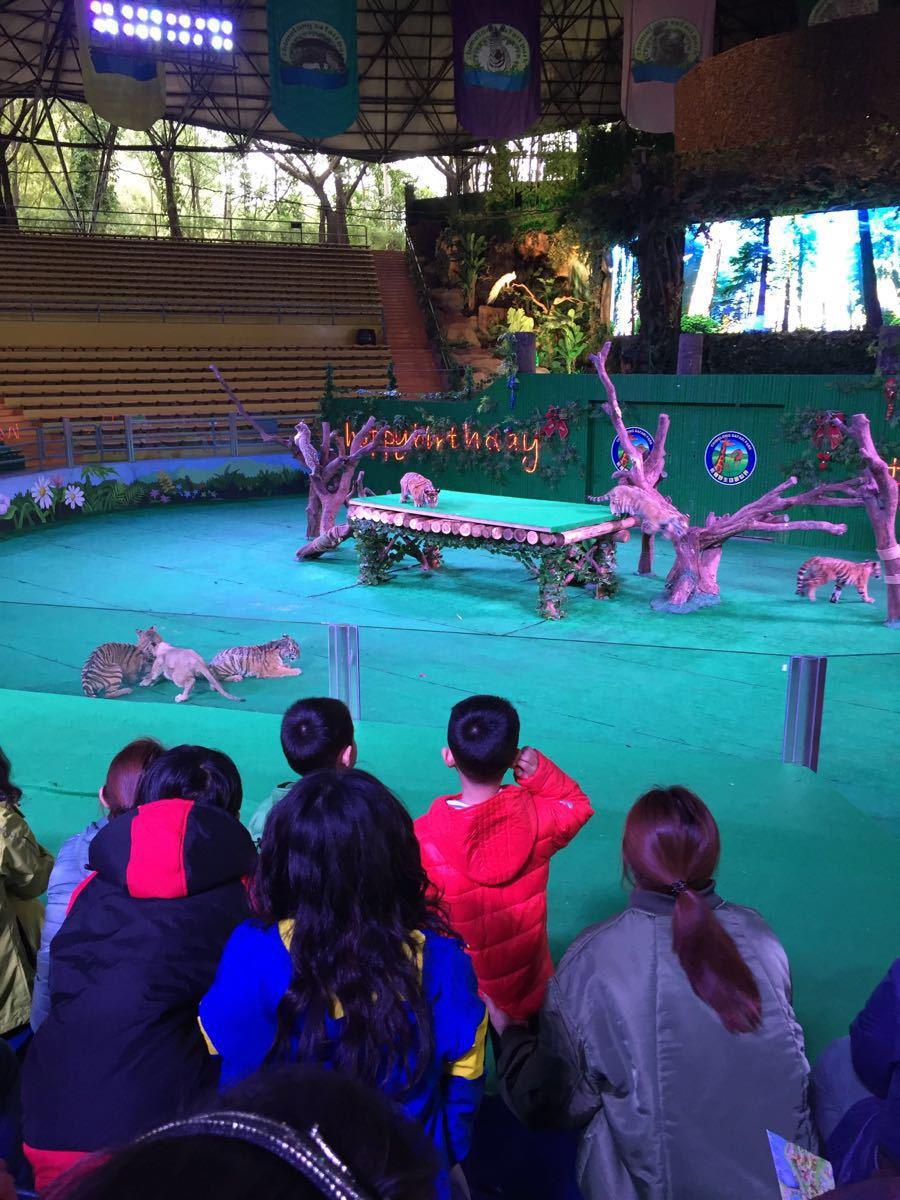 【携程攻略】广东广州长隆野生动物园好玩吗