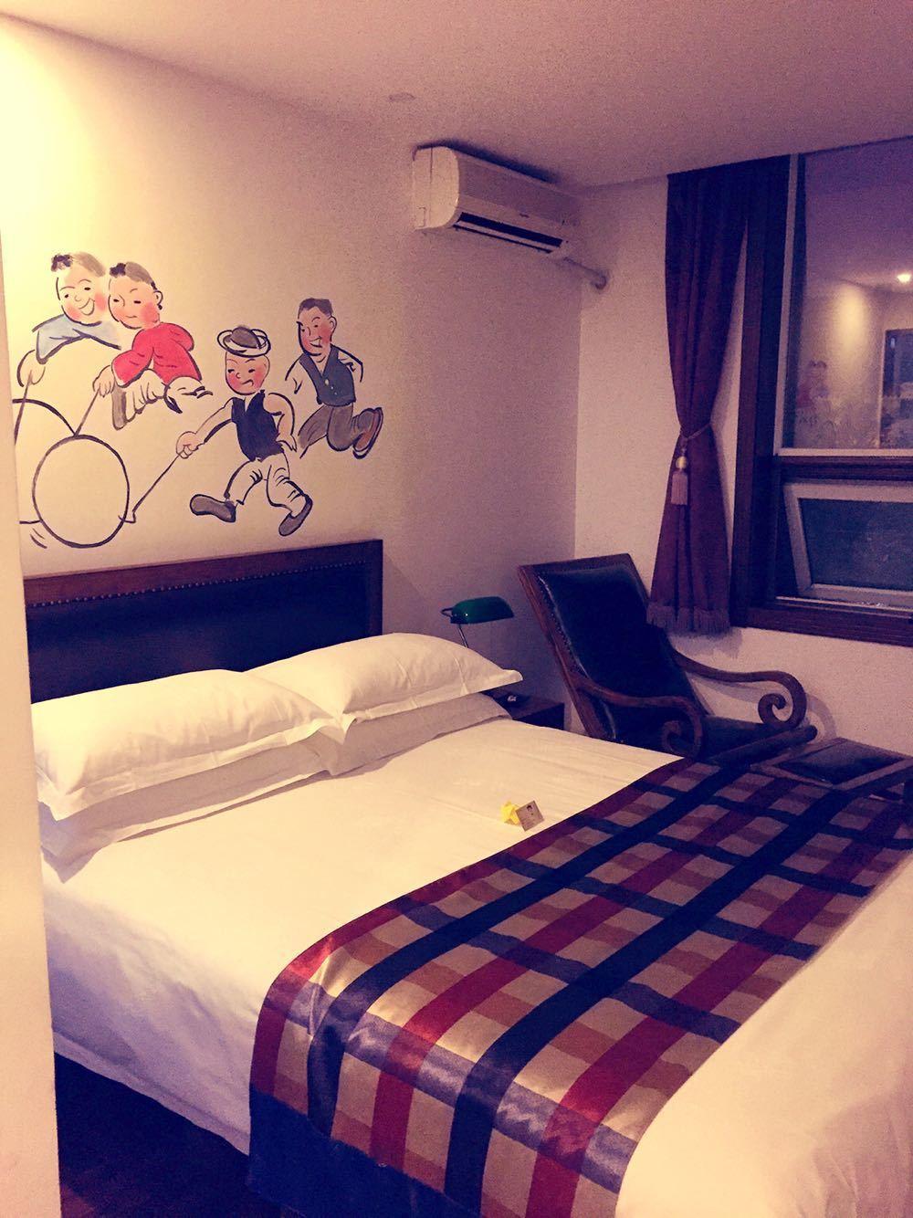 时光漫步怀旧主题酒店(北京西单店)
