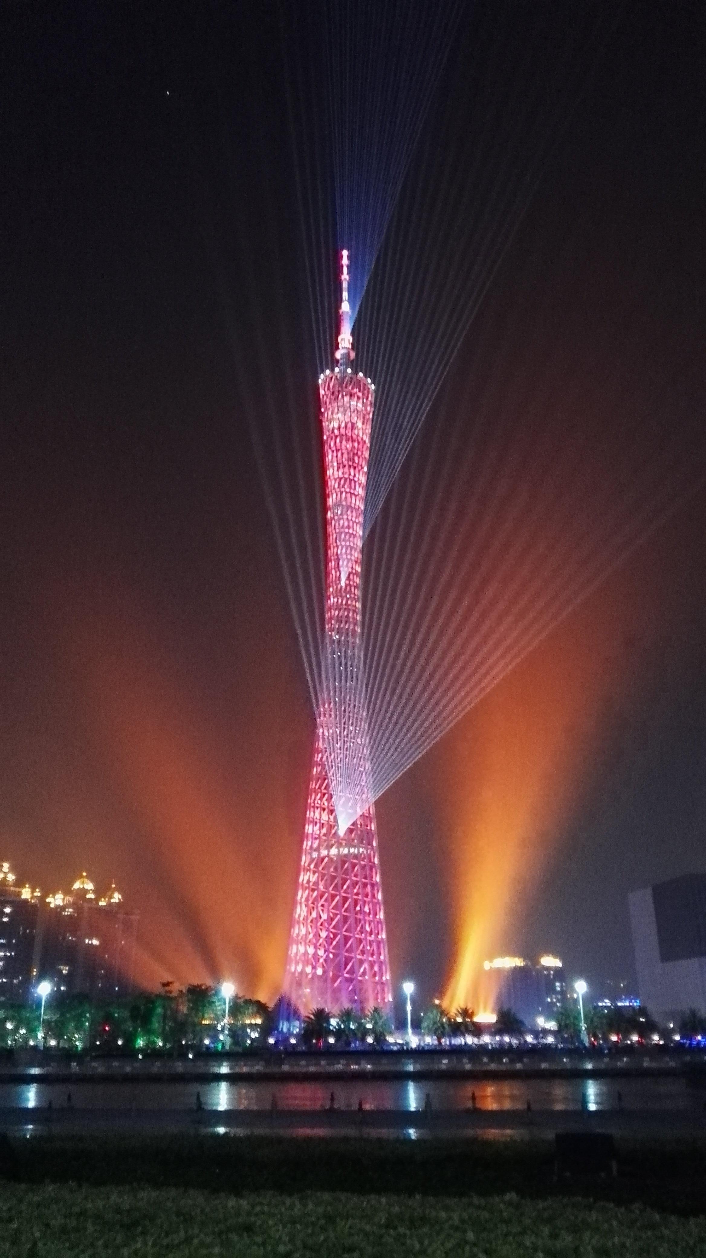 【携程攻略】广东广州广州塔好玩吗