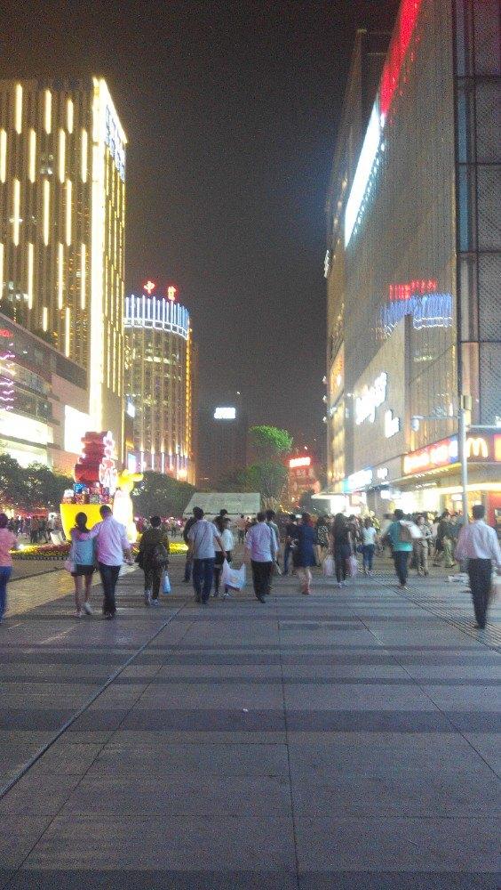 【携程攻略】重庆观音桥步行街适合单独旅行旅游吗