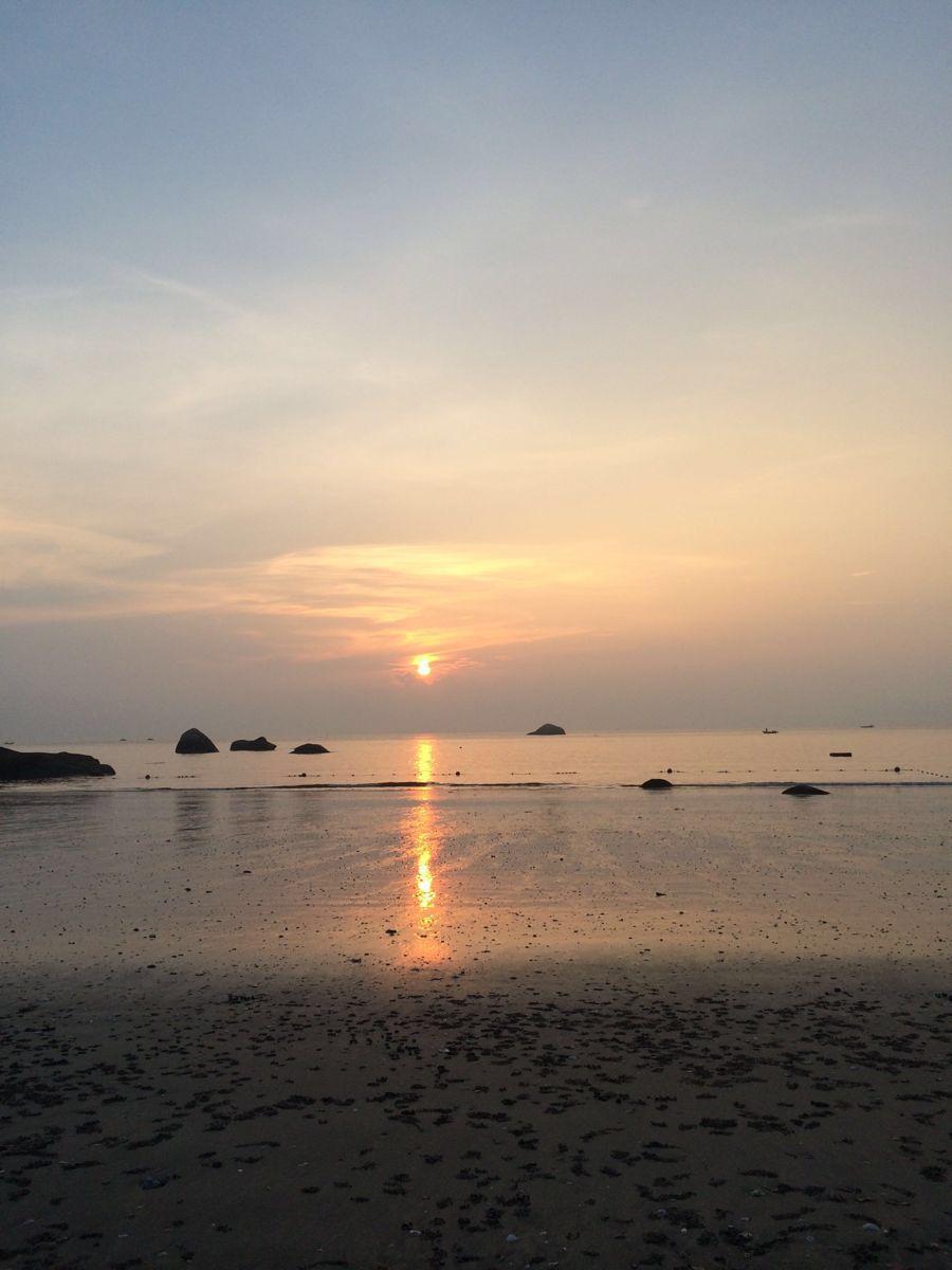 【携程攻略】广东那琴半岛地质海洋公园景点,风景真,.