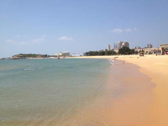 【携程攻略】广东红海湾遮浪角景点,汕尾红海湾也叫岛