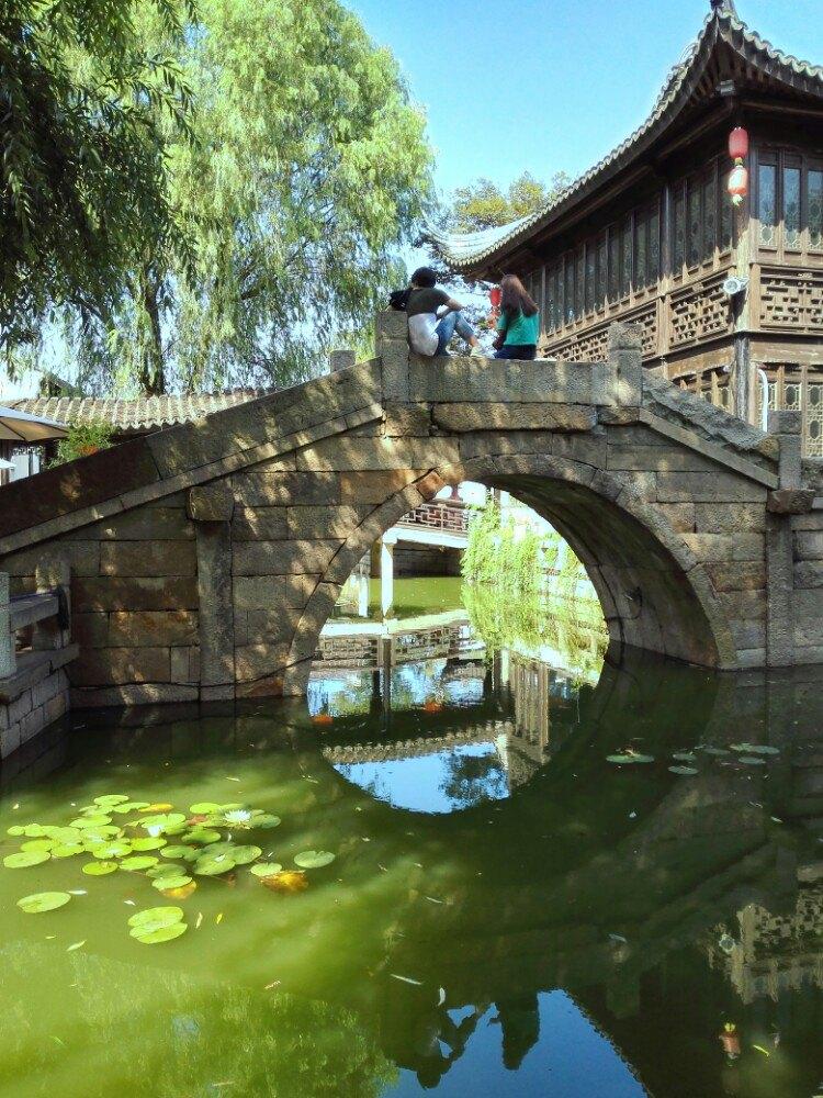 【携程攻略】江苏苏州木渎古镇好玩吗