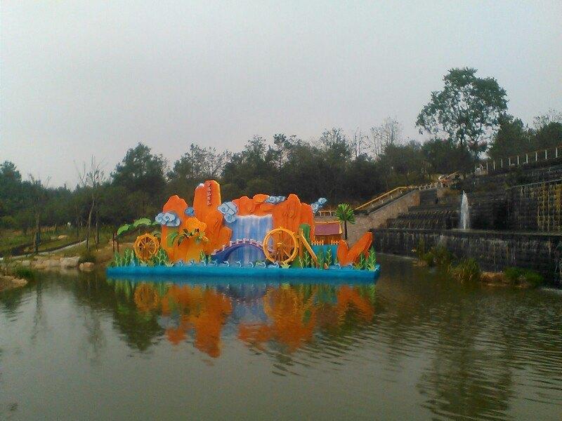 【携程攻略】湖北中华桂花博览园景点
