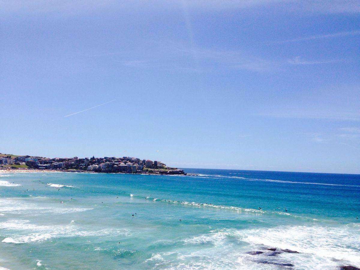 悉尼海滩丹b��(�9��_【携程攻略】悉尼邦迪海滩好玩吗,悉尼邦迪海滩景点样