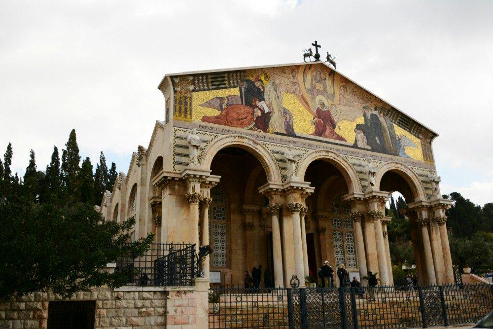 西方教堂内效果图手绘