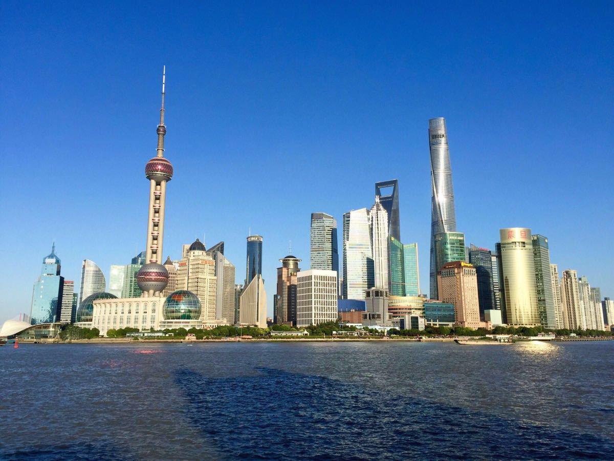 【携程攻略】上海东方明珠景点,上海标志性建筑,展现.