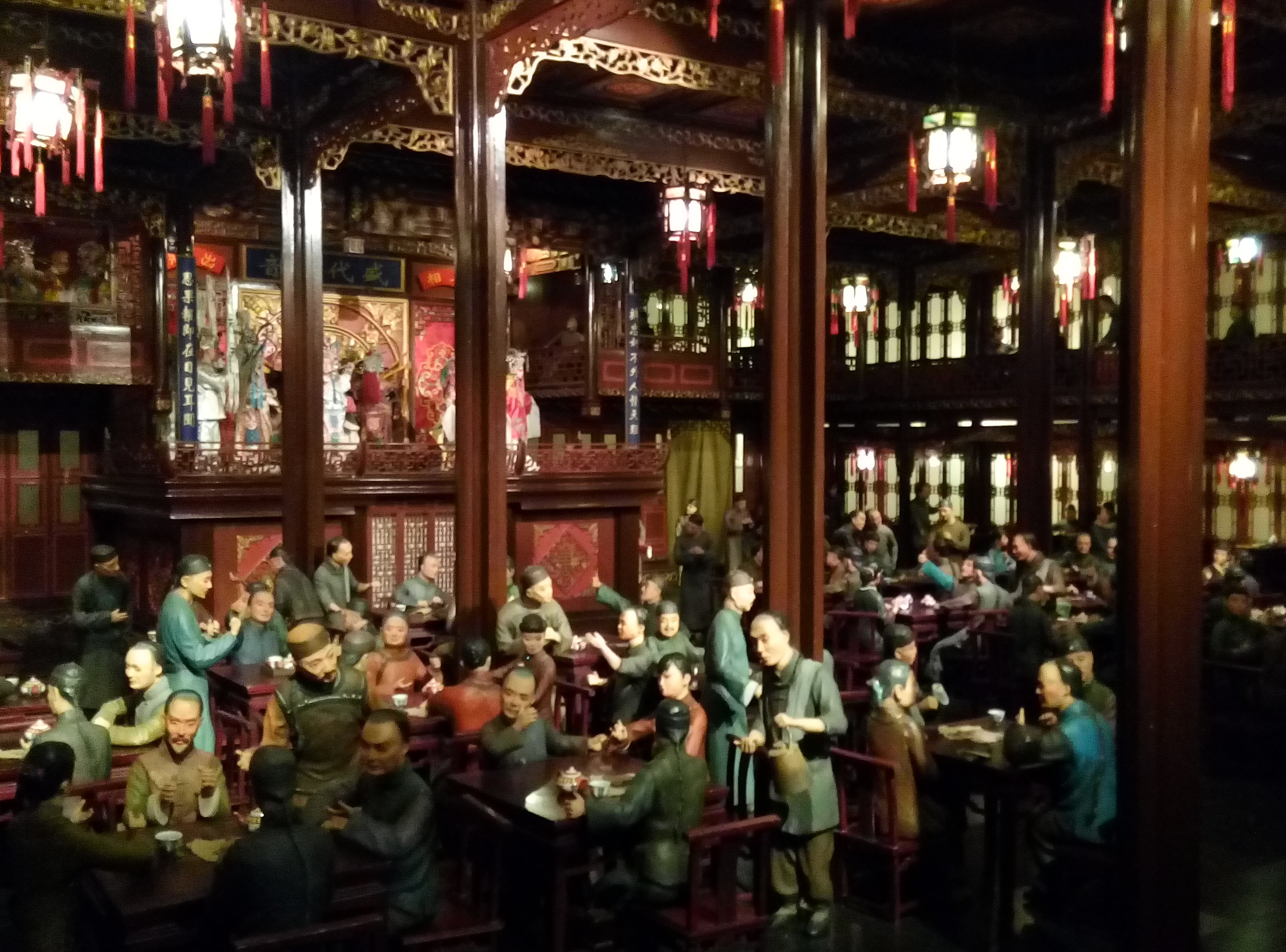 【携程攻略】上海上海城市历史发展陈列馆适合朋友吗