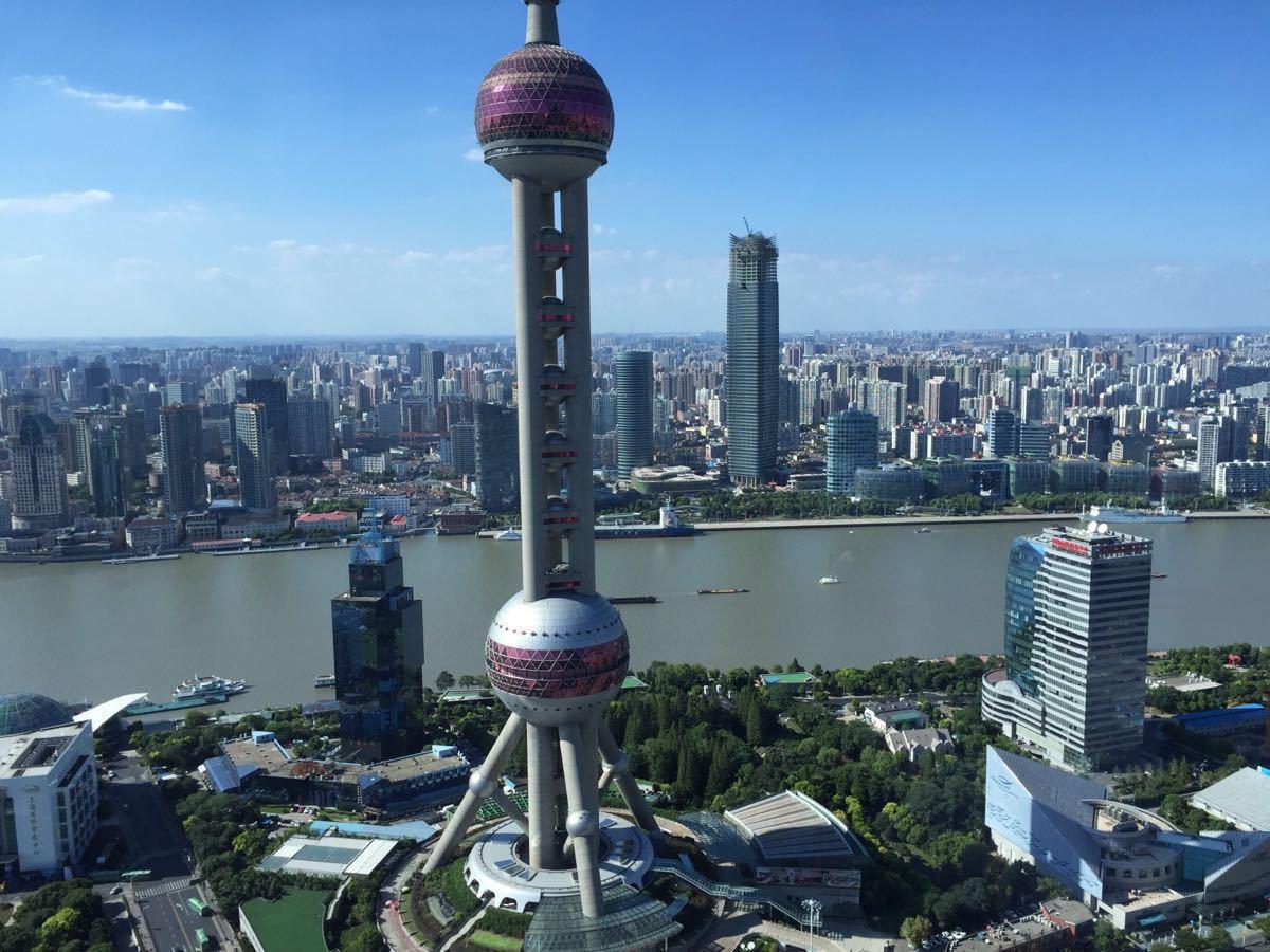 头像上海东方明珠塔图片