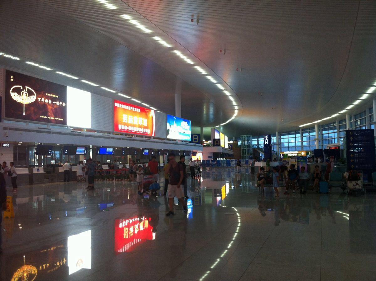 【携程攻略】烟台蓬莱国际机场