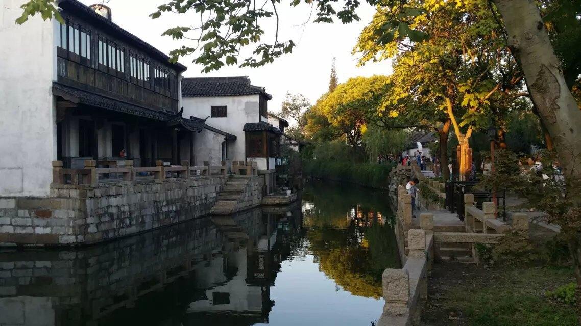 【携程攻略】上海枫泾古镇景点