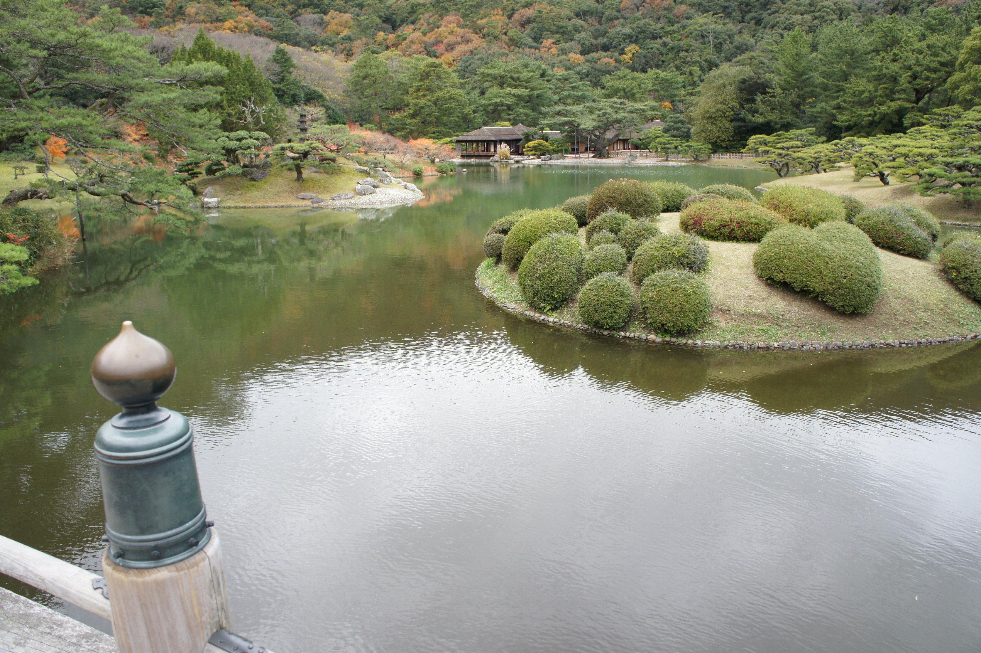 我的2015#短而美,高松大阪奈良京都紧凑游