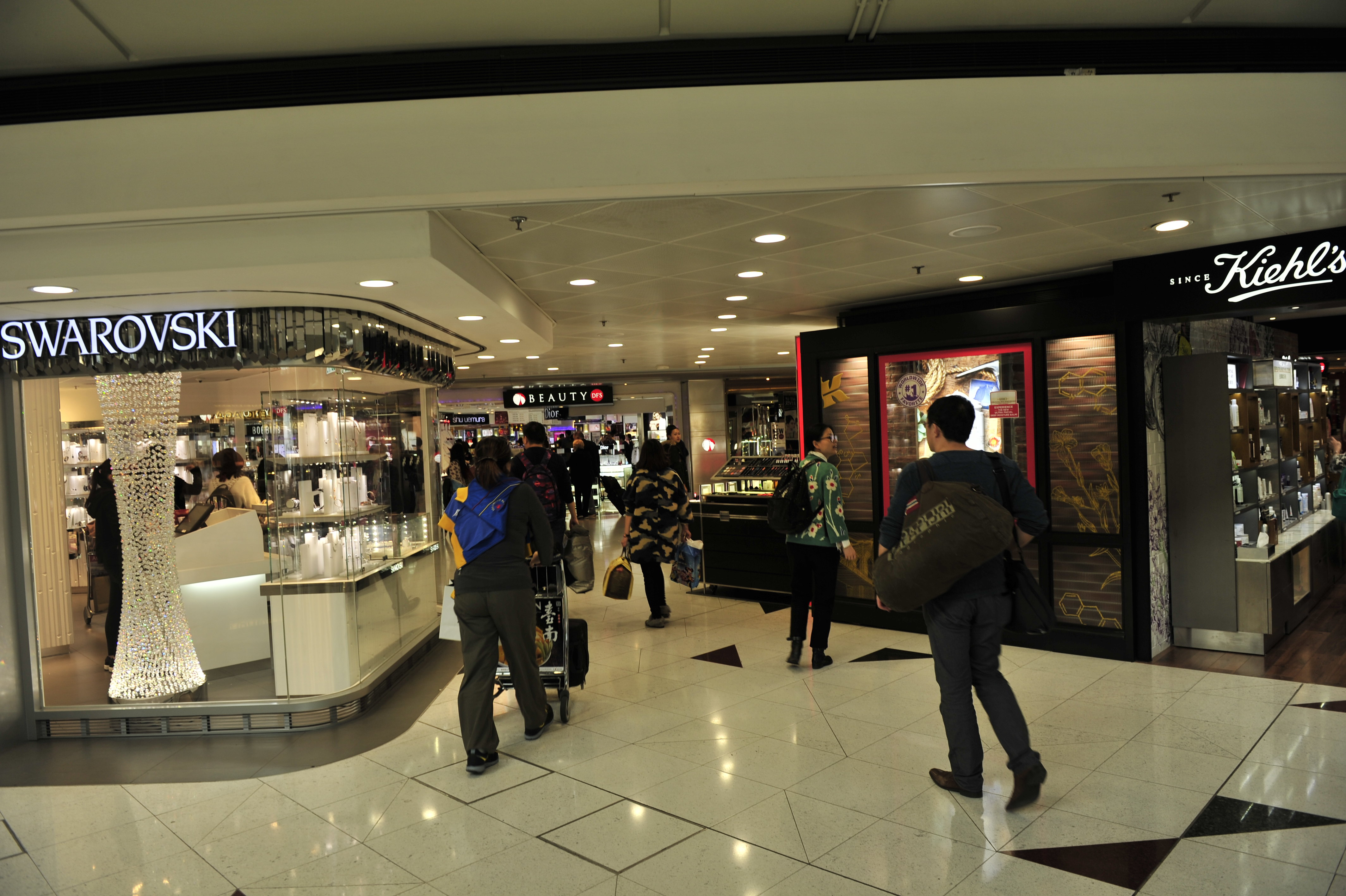 香港机场免税店手表_关于香港机场抵港免税店- _汇潮装饰网