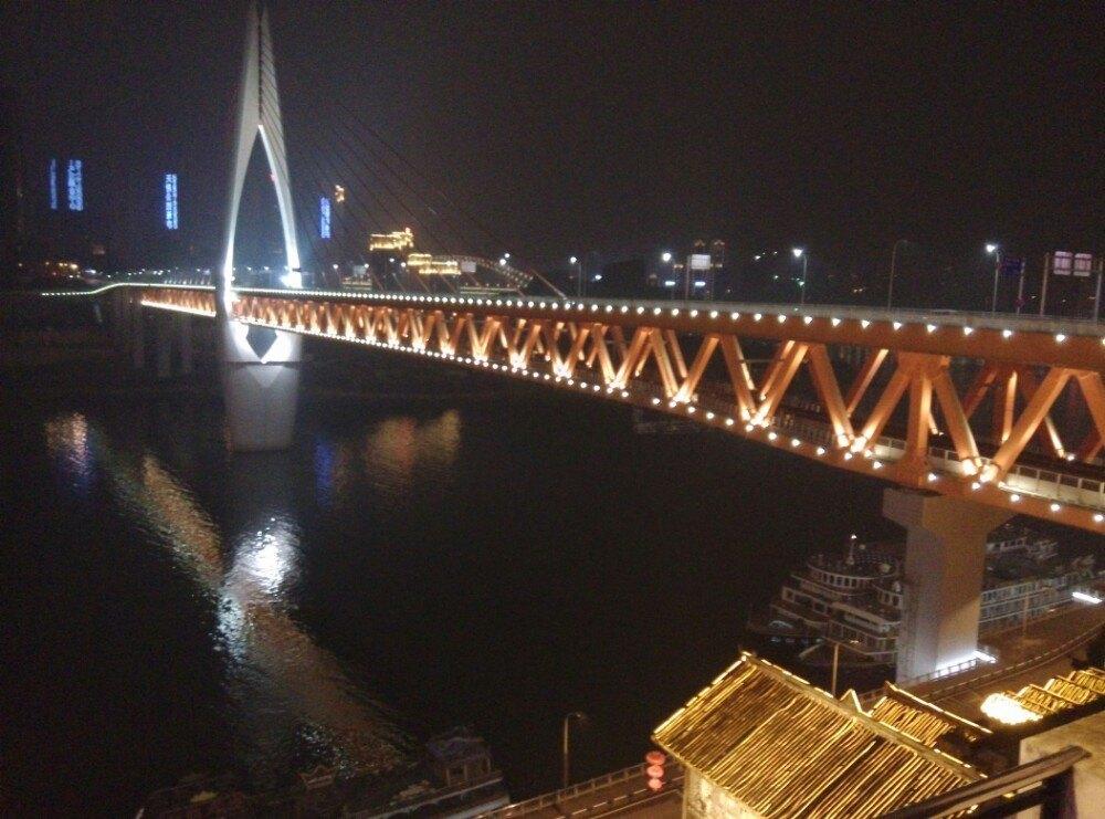 重庆长江大桥