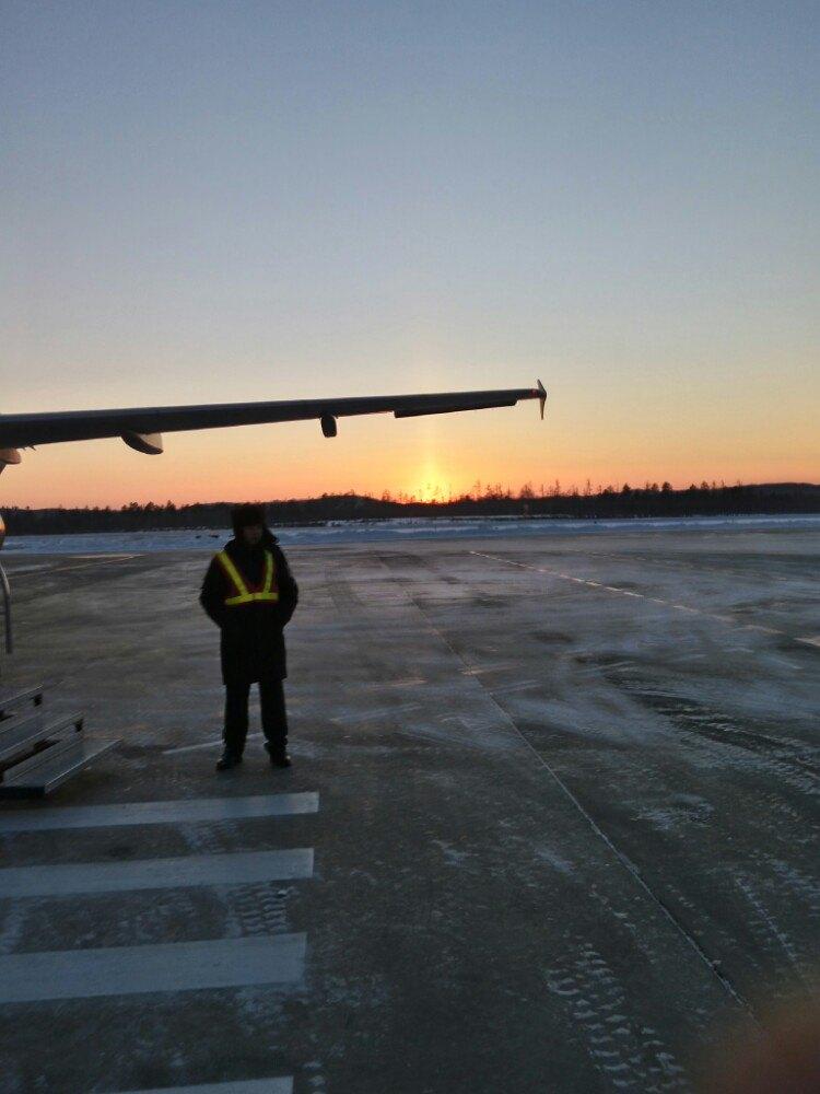 世界上最小的飞机场