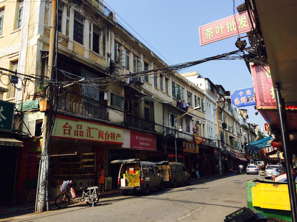 台湾小吃街
