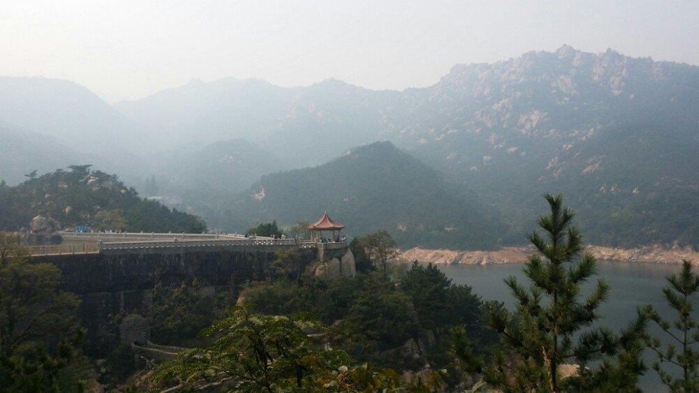 【携程攻略】山东二龙山风景区景点