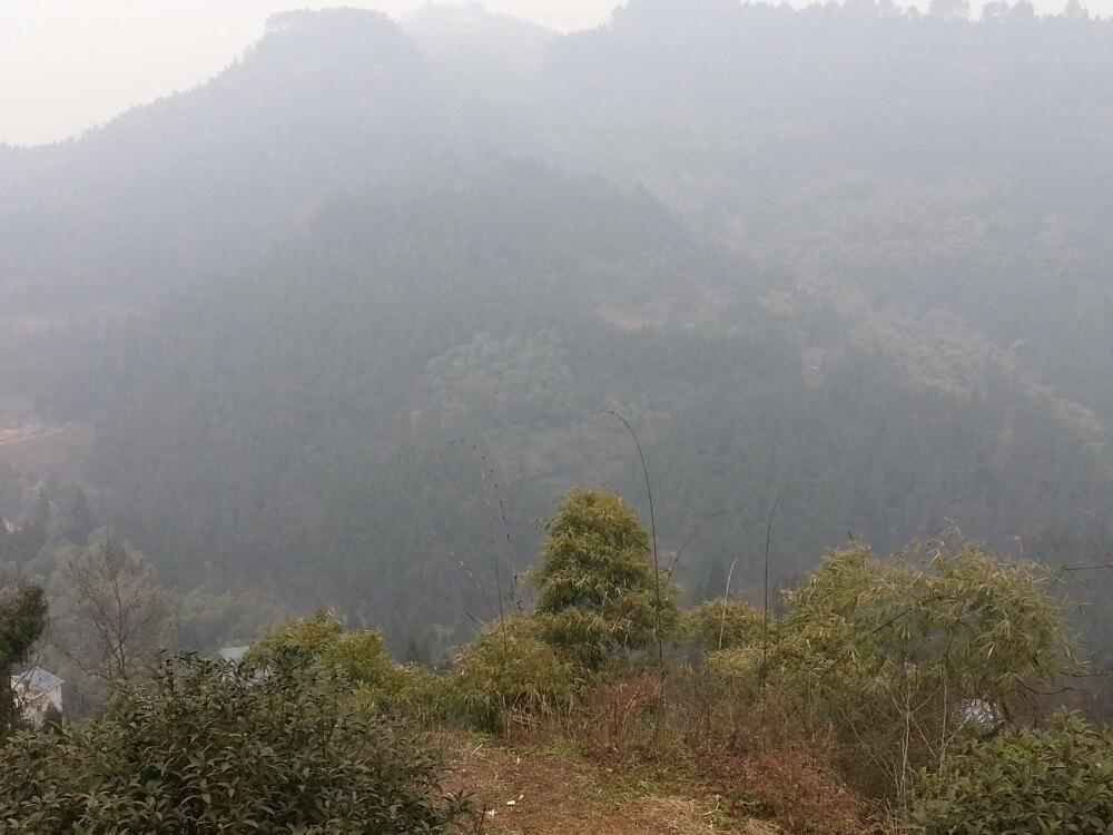 凌云山风景区