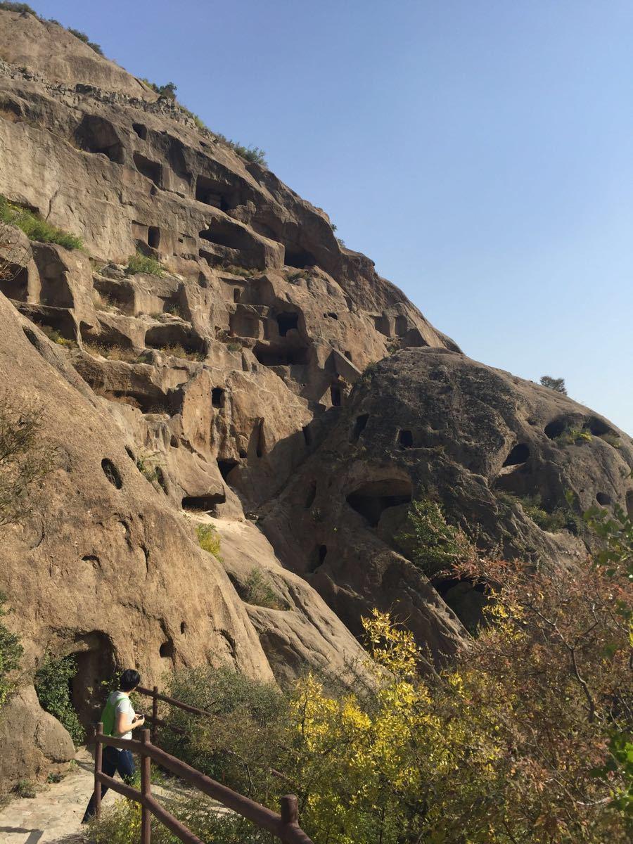 【攜程攻略】北京延慶古崖居風景區好玩嗎