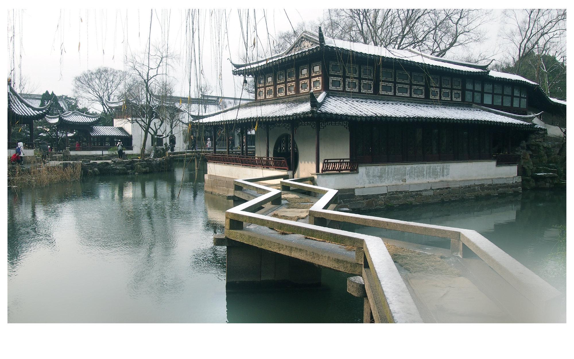 【携程攻略】江苏拙政园适合单独旅行旅游吗