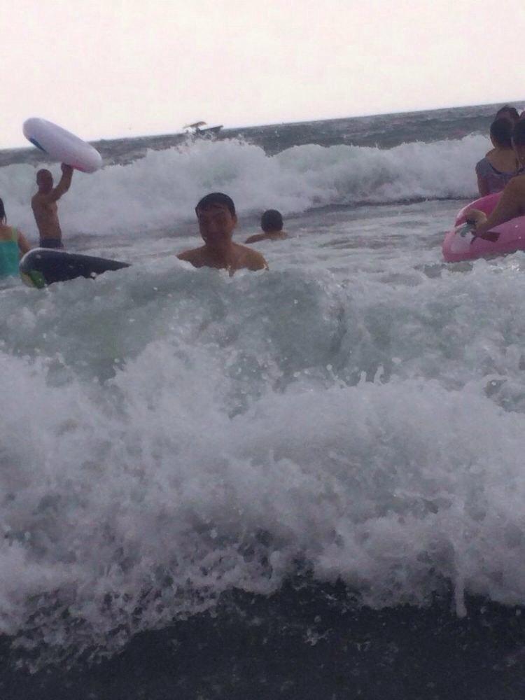 2015阳西沙扒湾月亮湾之旅