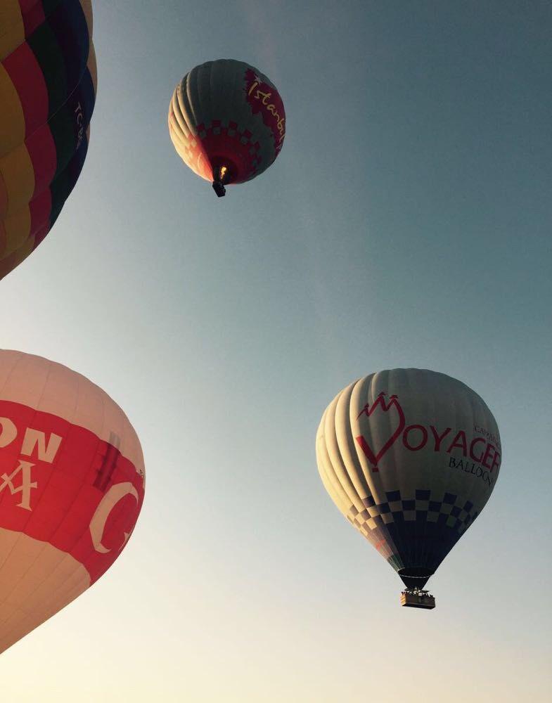 土耳其熱氣球篇