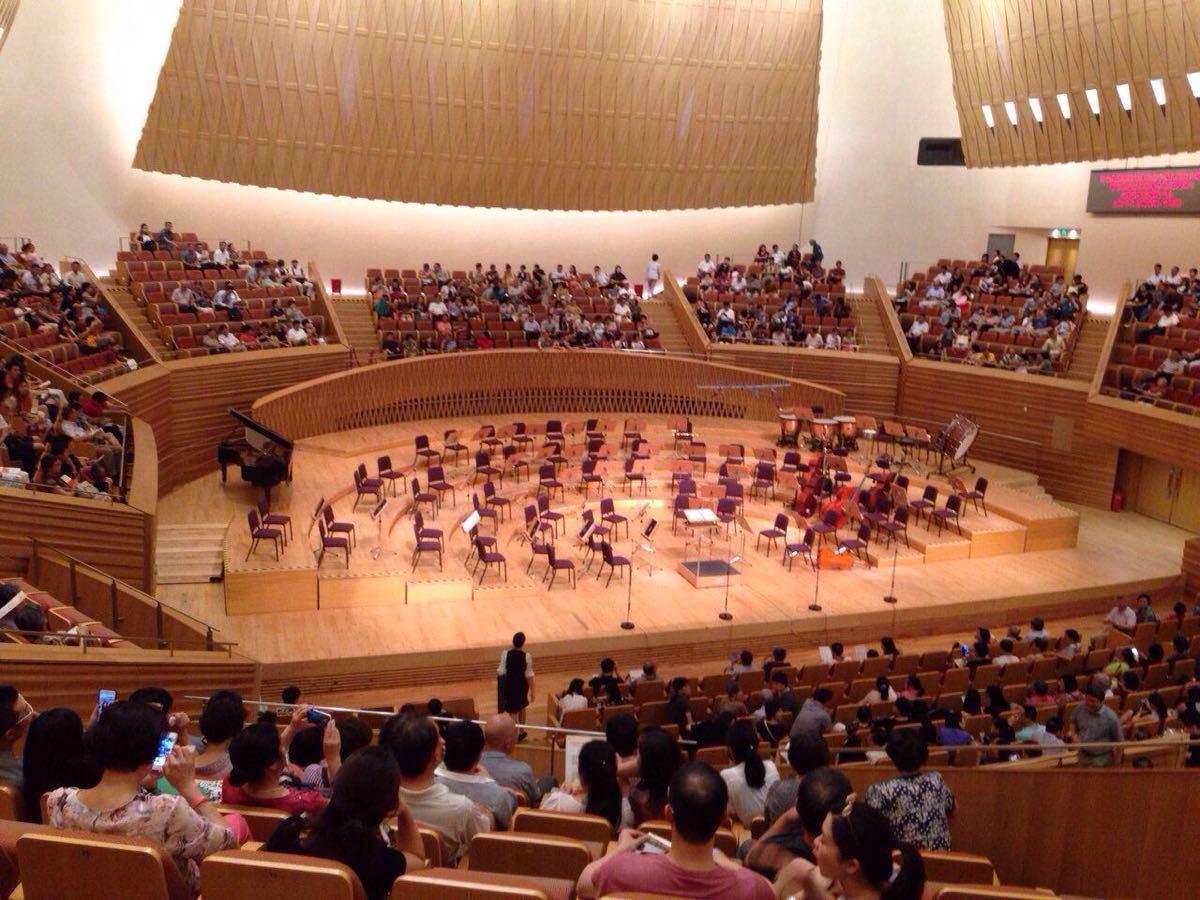 【携程攻略】上海上海交响乐团音乐厅景点