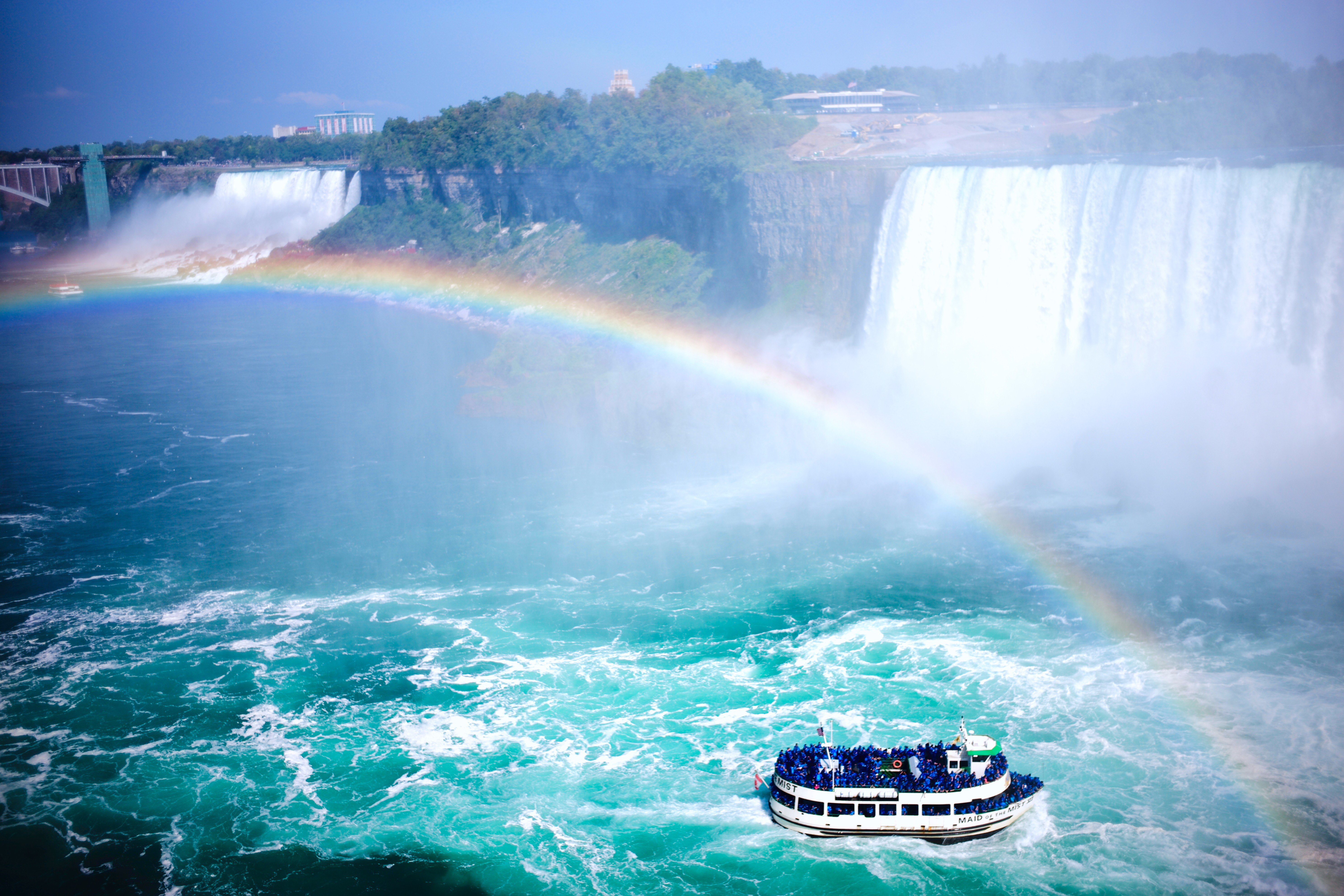 壁纸 风景 旅游 瀑布 山水 桌面 5952_3968