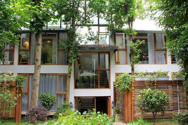 庭院钢结构玻璃