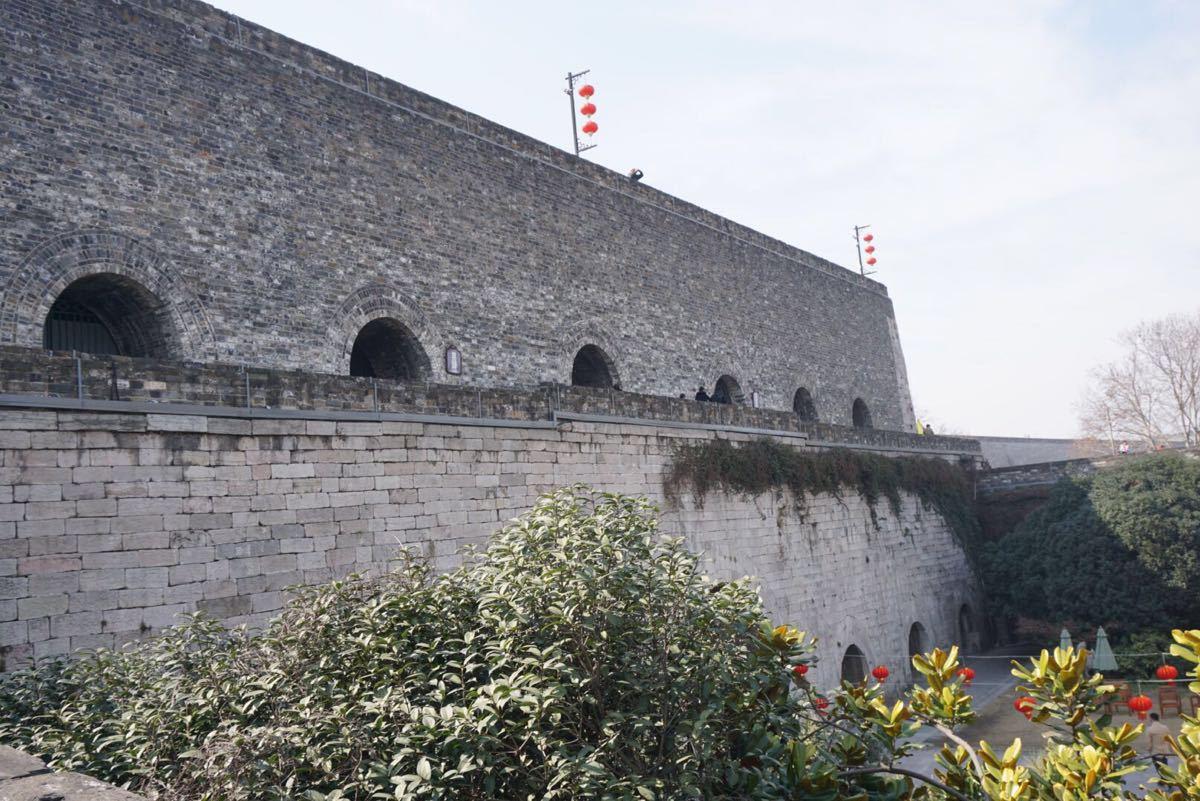 【携程攻略】江苏中华门景点,南京城墙中保留不多一座