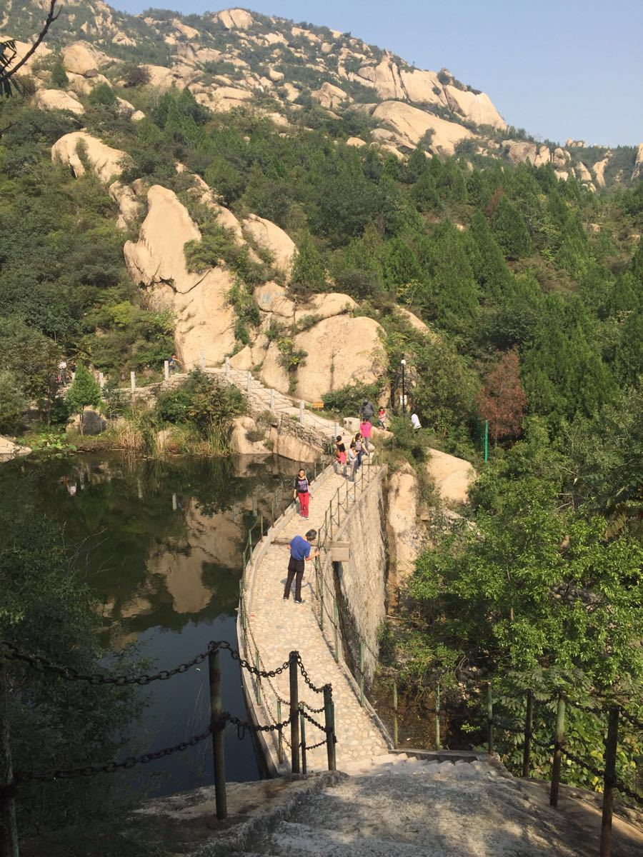凤凰岭自然风景区