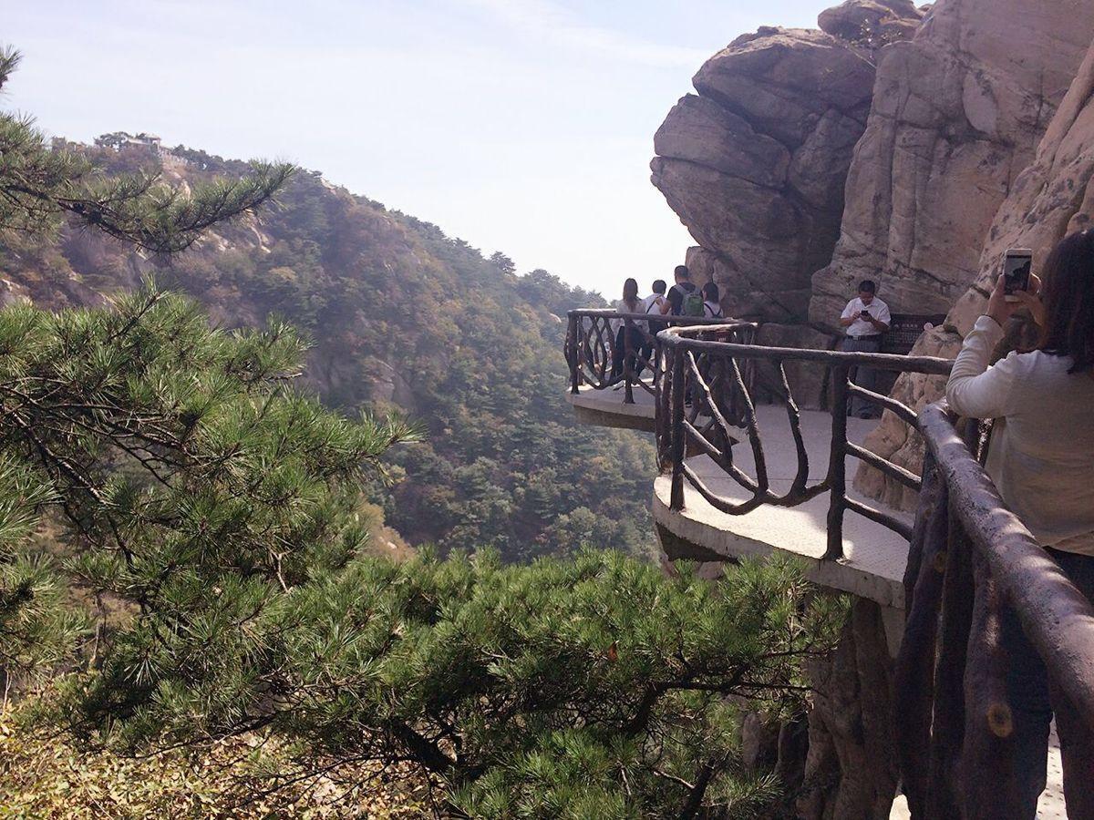 【携程攻略】山东临沂平邑沂蒙山旅游区龟蒙景区好玩