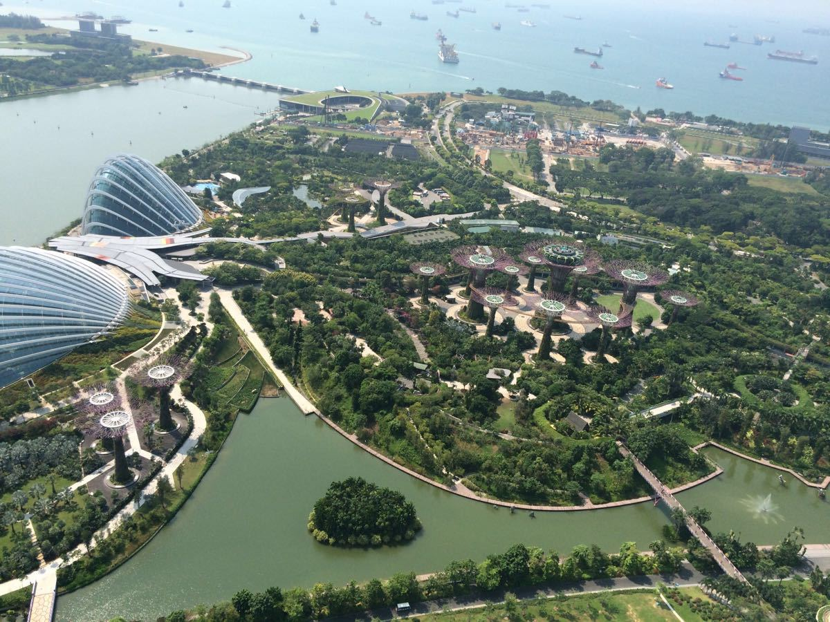 【携程攻略】新加坡杰尼亚(新加坡滨海湾金沙酒店)