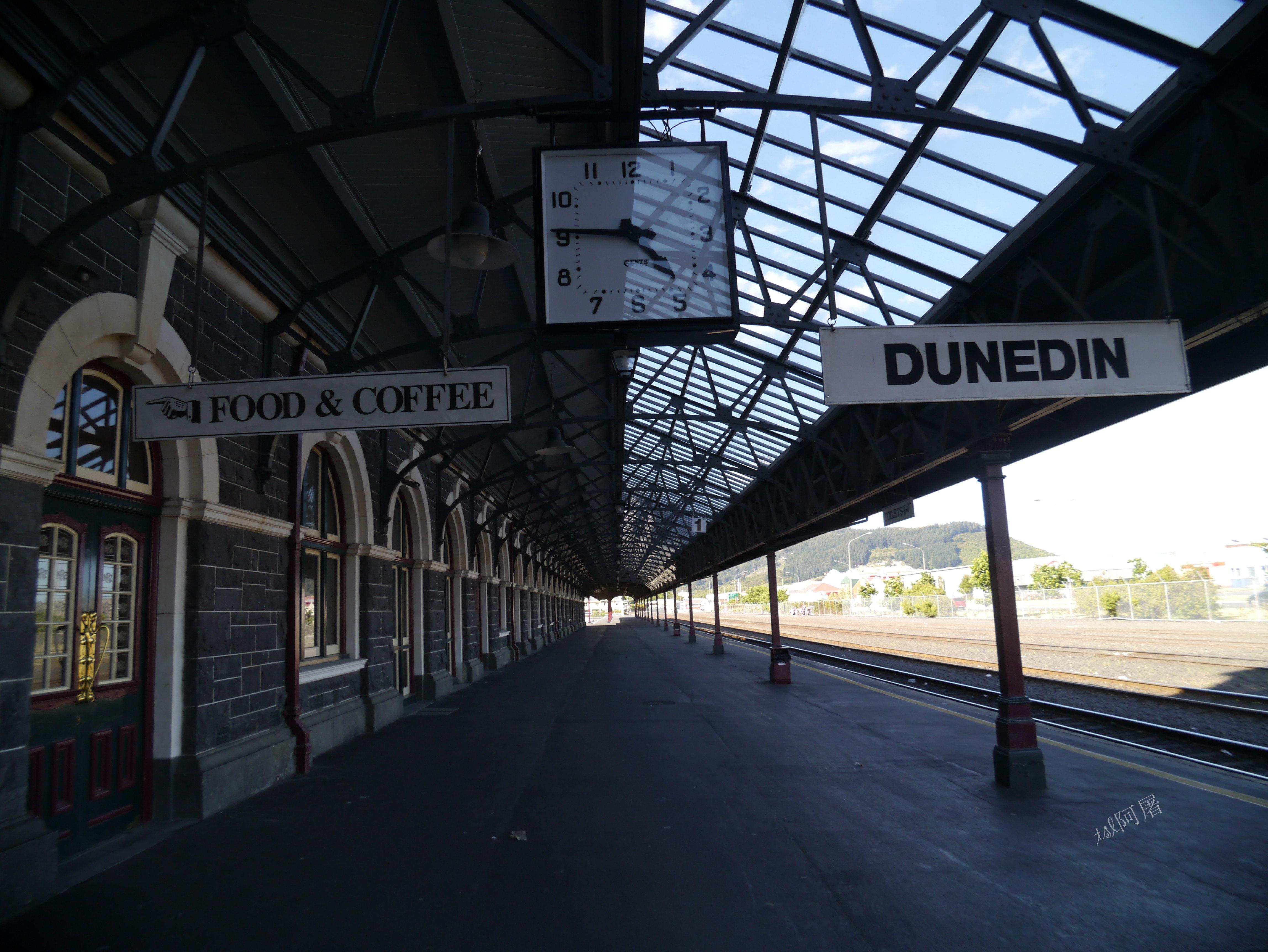 丁但尼丁火车站好玩吗